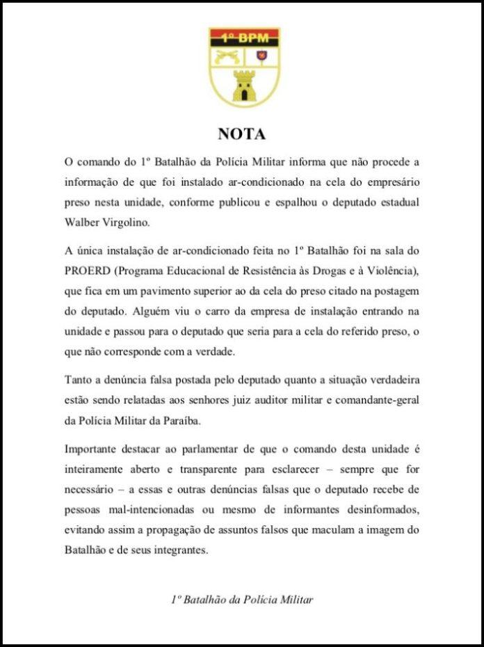 Coronel da PM desafia deputado a provar privilégios a Roberto Santiago