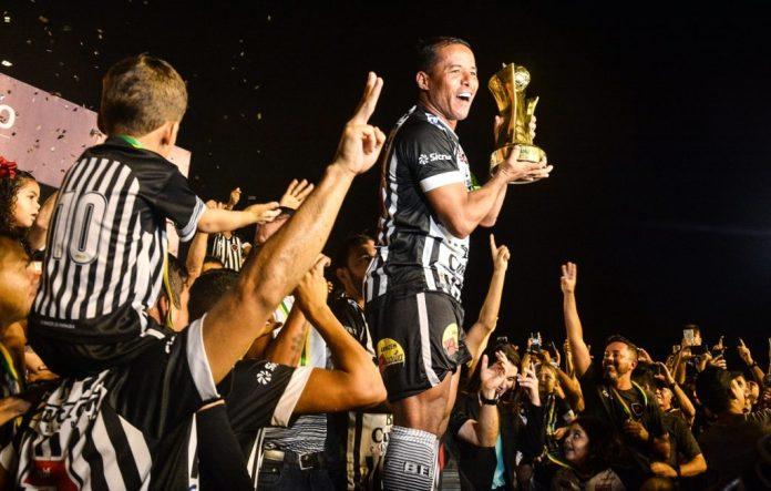 FPF promove festa para premiar destaques do Campeonato Paraibano 2019