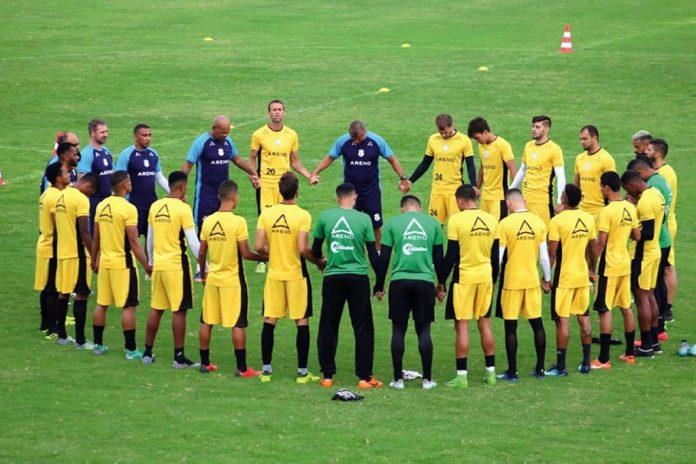 Treze inicia preparação para as disputas do Brasileiro da Série C