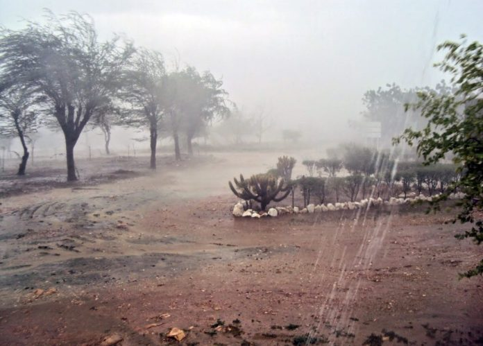 Aesa divulga a previsão de chuvas para maio, junho e julho na Paraíba
