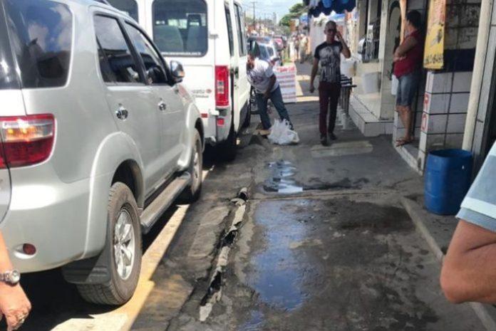 Falta de infraestrutura afasta clientes e feirantes cobram ação da PMJP