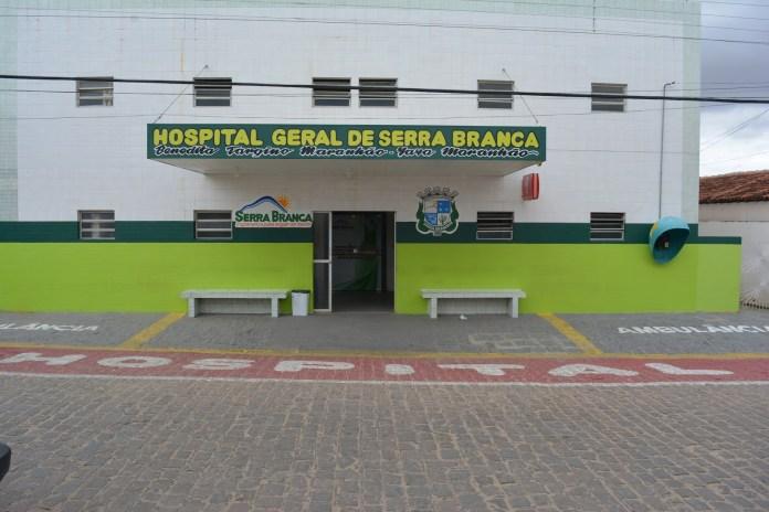 hospital de serra branca
