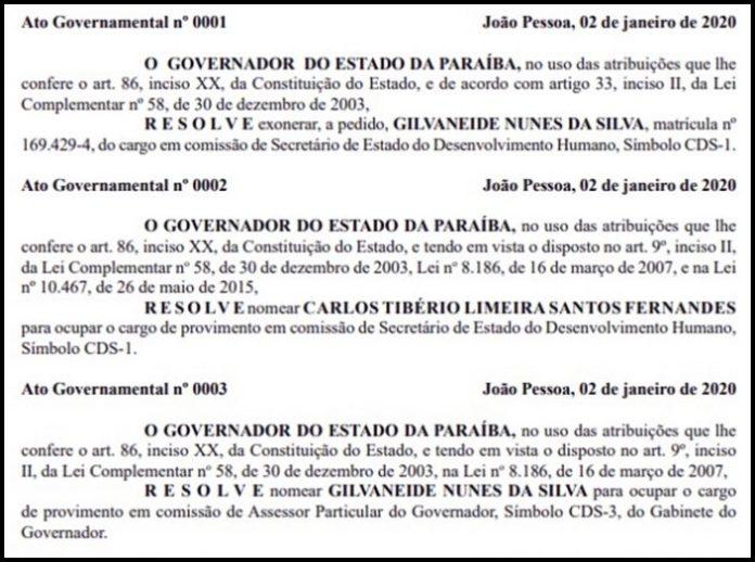 Ex-secretária de Desenvolvimento Humano, Neide Nunes assume outra função no Estado
