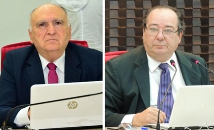 STJ mantém afastamento de conselheiros Nominando Diniz e Arthur Cunha Lima