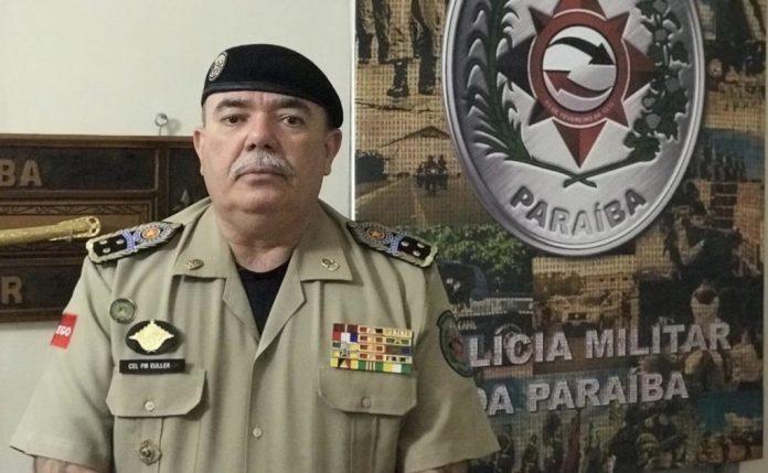 Coronel Euller é eleito presidente do Conselho Nacional de Comandantes das PMs