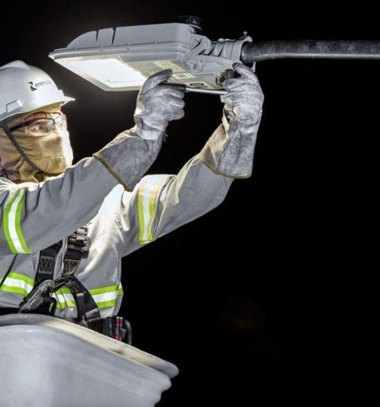 Energisa investe na renovação da iluminação pública de sete municípios da PB