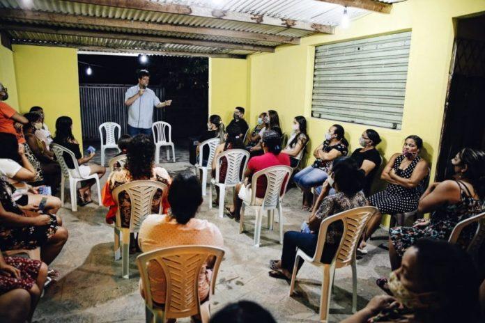 Ruy apresenta propostas para combater violência contra a mulher, em JP