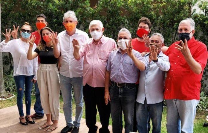 Luiz Couto anuncia apoio à candidatura de Ricardo Coutinho à Prefeitura de JP