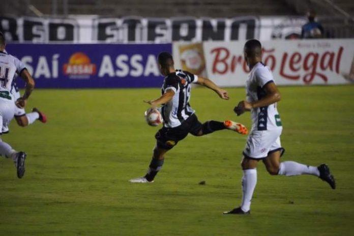 Botafogo-PB tropeça em casa e dá adeus às chances de avançar na Série C