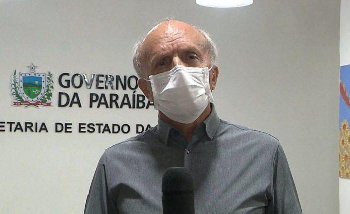 Secretário de Saúde da PB destaca ações realizadas durante a pandemia