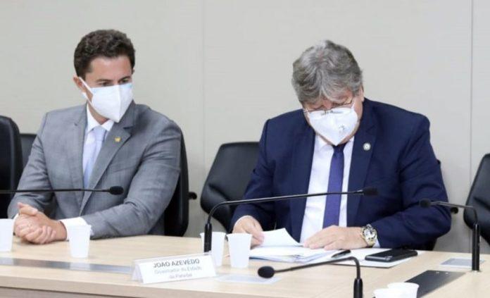 Eleições 2022: Veneziano reafirma compromisso com a reeleição de João