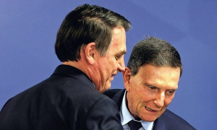 Bolsonaro indica Crivella como embaixador do Brasil na África do Sul