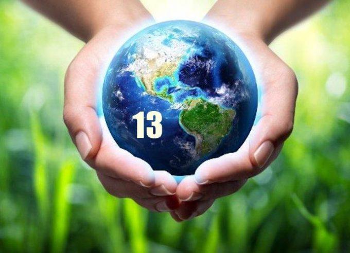 Número 13: sorte ou azar? Depende de nós