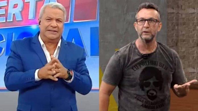 Vídeo: Sikêra Jr ironiza ameaça de Neto e manda recado para ex-jogador