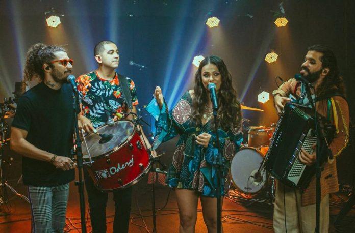 Os Gonzagas lança música em homenagem aos 436 anos de João Pessoa