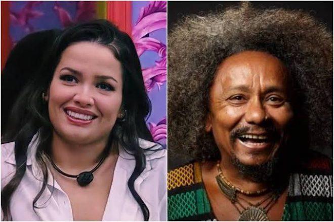 Juliette e Chico César farão dueto em programa da TV Globo neste sábado
