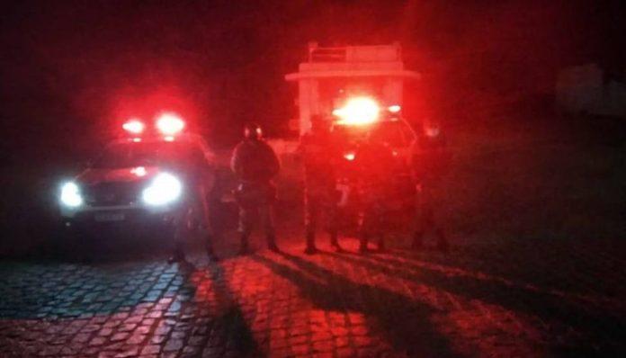 Balanço do fim de semana: polícia da Paraíba prende 124 suspeitos