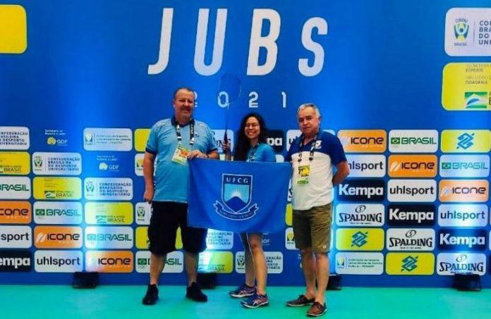 Paraíba estreia nos JUBs com vitórias no futsal, handebol, vôlei, badminton e tênis