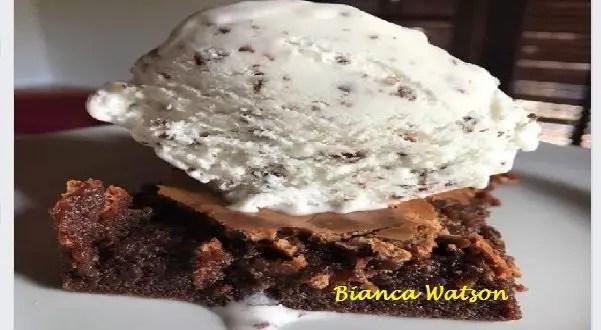 Tem Na Web - Como fazer Brownie - Deliciosa sobremesa(bolo) dechocolate!