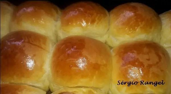 Tem Na Web - Pão Briochesuper macio - Brioches com creme para o café da tarde!