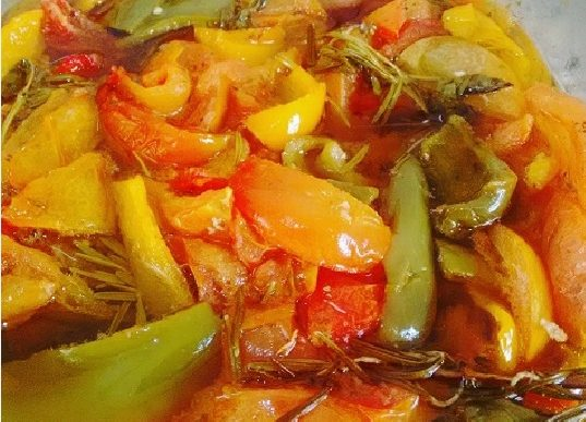 TOMATES CONFITADOS