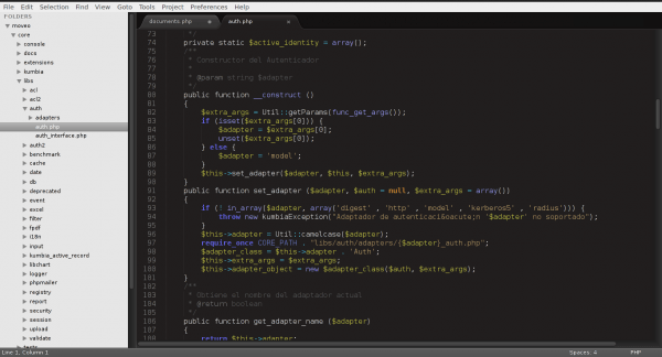 Al final, Sublime Text si es el editor definitivo para programar