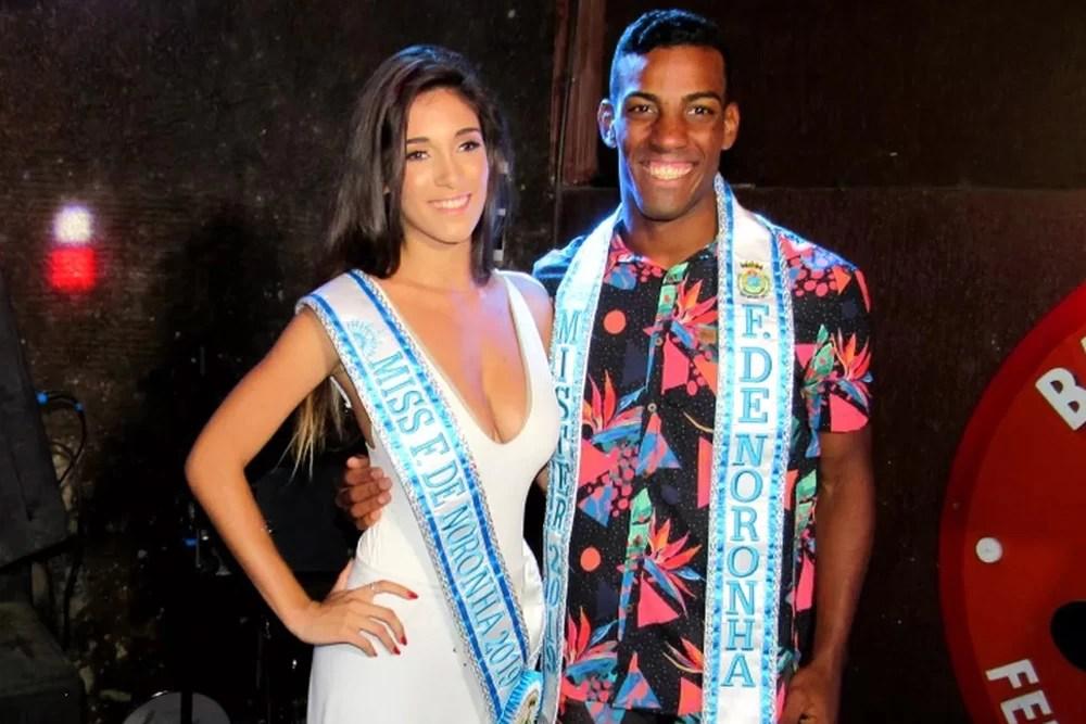 Concurso elege Miss e Mister Fernando de Noronha 2020