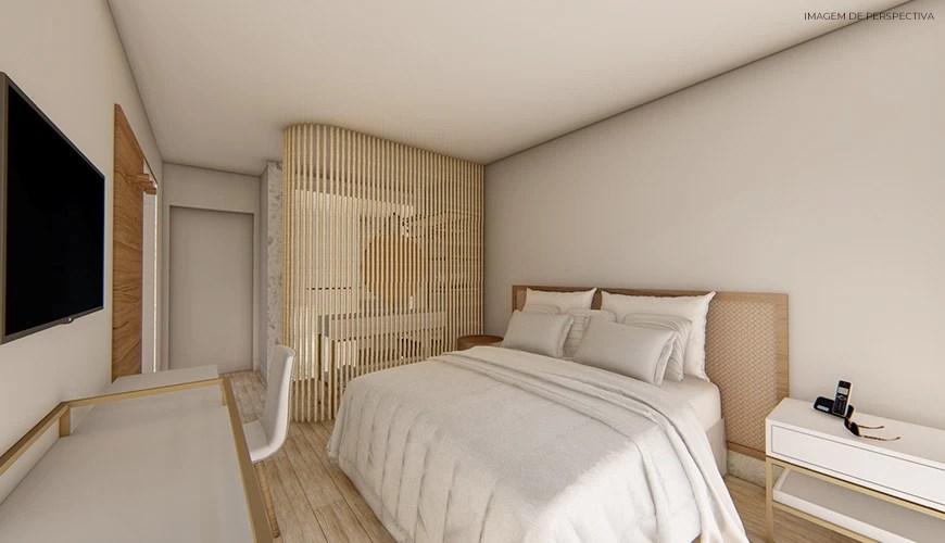 Apartamento Luxo Térreo