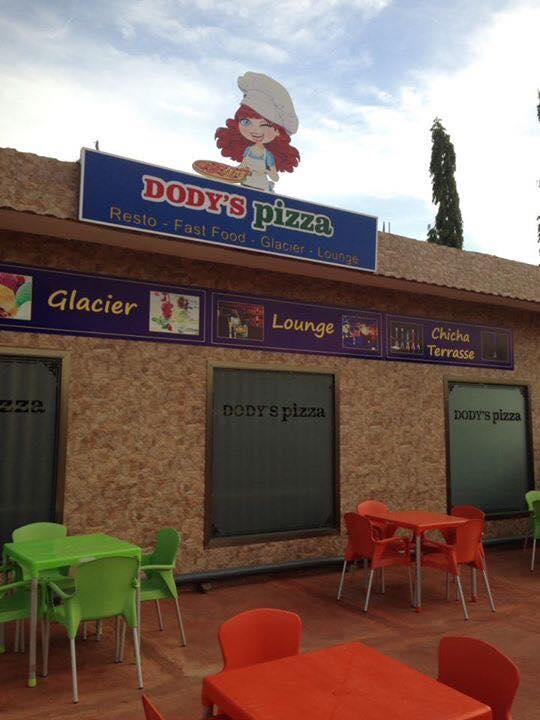 Fast-food à Parakou : Dody's Pizza