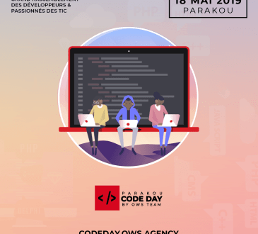 Parakou Code Day 2019 by ows team