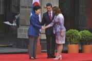 Suscriben acuerdos bilaterales México y Corea del Sur