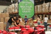 SEDIS firma convenio Mochilas con Útiles en Guadalajara