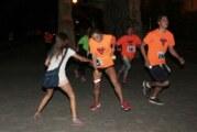 """La Carrera Neón """"Zombie Warrior"""" promovió el deporte sin miedo"""