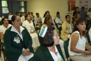 Asiste Candelaria Tovar a certificación de la clínica #170 del IMSS