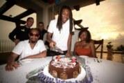 Visita Lil Jon Riviera Nayarit en compañía de su familia