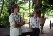 BBC realiza documental en Jardín Botánico de PV
