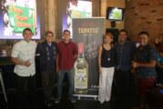 El embajador del Tequila Julio Bermejo visitó PV , habló del Tequila , y fue juez en el torneo La Alteña Bartenders