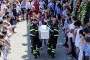 Murió abrazando a su hermana para salvarla del terremoto en Italia