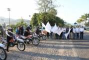 Policía y Vialidad Municipal de Puerto Vallarta recibe 11 motocicletas nuevas