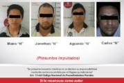 Aprehenden a 4 secuestradores en Puerto Vallarta