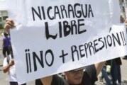 """""""Están matando como a perros"""" a jóvenes nicaragüenses: activista"""