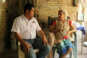 Adultos mayores, en las propuestas de ayuda de Roberto González