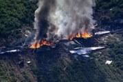 Dos aviones chocan en vuelo en Alaska; buscan restos