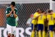 México – Suecia (0-3): resultado, El Tri sigue soñando con el Mundial