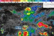 Zona de inestabilidad en el Pacífico podría tener desarrollo ciclónico