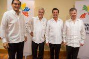Primer día de actividades de la XIII Cumbre de la Alianza del Pacífico
