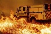 Incendios se expanden rápidamente en California
