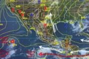 SMN pronostica tormentas muy fuertes en ocho estados
