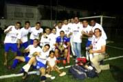 Velas Vallarta campeón Gastro-Hotelero de Fútbol 7 en Soccer Vallarta
