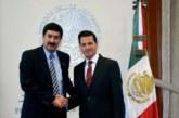 Amparo que busca Peña Nieto' está mal ejercido y no prosperará: Javier Corral
